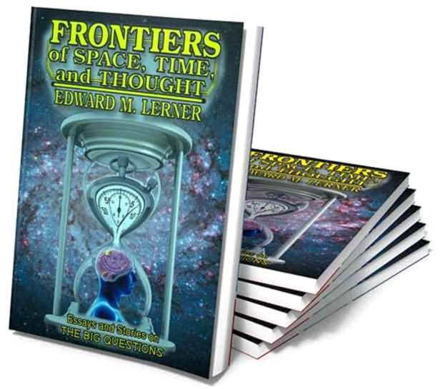 Frontiers of Space, Time and Thought